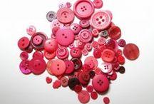 Knopen sets van Lint en meer / Houten knopen, kunststof knopen, parelmoer knopen en knopen sets.