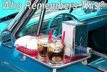 Blast from the Past / The things to be nostalgic about.  / by Renee Barradas