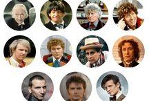 Doctor Who / by Renee Barradas