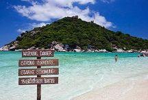 My places & destinations / Podróże, ruch, miejsca, góry, morze, plaża, hotele, destynacje
