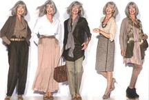 Fifty plus looking good / Chic gorgeous fifty something / by Jo Mill