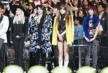 2NE1 <3 / CL, Bom, Dara & Minzy <3
