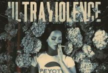 """Ultraviolence / """"I will love you till the end of time"""" Blue Jeans"""