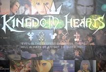 Kingdom Hearts / All time favourite game series.