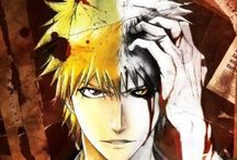 Bleach / Bleach anime, not the cleaning product, what a boring board that would be.