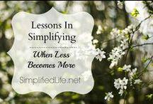 Simplified Life Blog