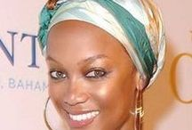 Head Wraps that I am going to wear...