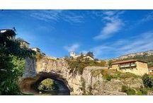 Puentedey / Fotografías Puentedey, pueblo de las Merindades, Burgos