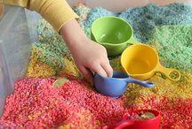 Toddler: Fun ideas / Fun ideas to keep a toddler entertained!