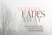 ~ God's Comfort Poetry ~ / When life hurts!