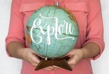 Cartography - Maps and Globes Galore