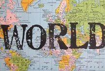 World Travel Inspiration / Let's go!