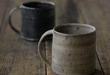 Earthy Mugs