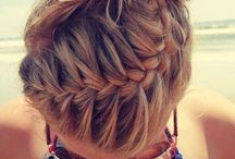Hairstyles / Good hairstyles for all kind of days...
