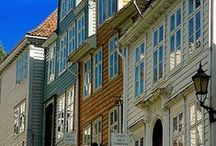 Favourite Bergen Sights / Various guidebooks and websites are full of recommendations on what to see and where to go in and around Bergen. But as natives, Renate and I have our favourites that we like to share with our guests.