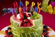 Healthy celebration ideas / Great healthy ideas for your celebrations. / by NMSU Ideas for Cooking and Nutrition