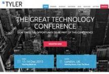 Event Websites - Event WordPress Themes / WordPress themes for event websites
