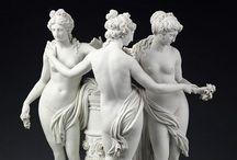 three graces / The Three graces, art