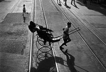 Photos by Fan Ho / Hong Kong Yesterday 1950s-1960s. Ho Fan is a celebrated Chinese photographer, film director and actor. He has won over 280 awards from international exhibitions and competitions worldwide since 1956 for his photography.