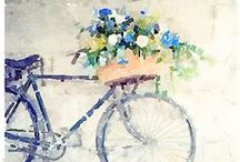Waterlogue Wheels