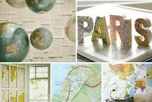 DIY Wanderlust Projects