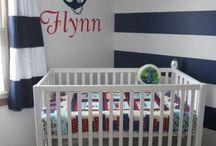 Little Barney's stuff / Baby's stuff... nursery & decor
