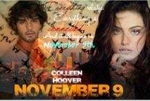 November 9 by Colleen Hoover / My creations and other stuffs about November 9 by Colleen Hoover