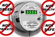 Smart Meter News / Smart Meters are making people sick every day. Most people have no idea it's the meter making them sick.   Did you know you don't have to have it installed? We'll keep you up on the news and your options.