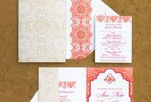 cards/ invitations