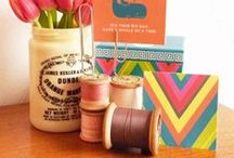 Inspire { Craft } / Crafty bits and pieces