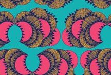 Inspire { Pattern & Colour } / Bright, subtle, metallic, modern, traditional - whatever your mood there's a pattern for that!