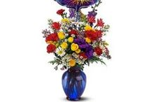 Birthday wishes / Beautiful arrangements to help someone celebrate their special day from Bethesda Florist.