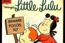 Vintage Comic Books / by Rhonda Walker