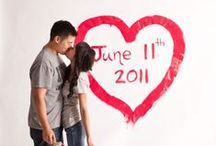 Wedding { Save the Date } / Quirky and cool save the date ideas