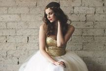Wedding {  Dresses } / All the pretty - ones that catch our eye