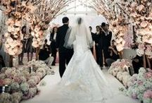 Wedding { Winter Weddings } / The most beautiful of the sparkly, festive & crisp weddings in winter