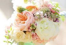 Wedding { Flowers } / All the pretty