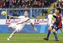 Match Gallery / Le più belle foto delle partite della AS Roma.