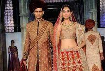 Indian wedding dress!