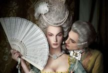 * ROCOCO INSPIRED * / ~ Modern Spin on Baroque, Rococo and Marie Antoinette ~ / by Cherry Sudfelt