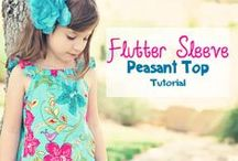 Free Kids Patterns - Sew Boxes / Lots of great ideas