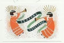 Inspire { Christmas Cards } / Festive fun
