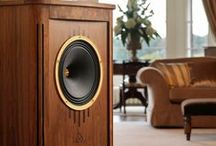 Tannoy speakers & McIntosh