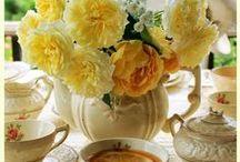 high tea & garden party ideas