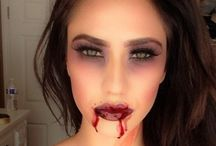 Halloween : Make up