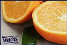 Welch's Opulent Oranges / Your daily dose of Vitamin C!