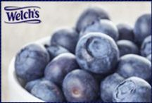 Welch's Bounteous Blueberries / So rich in antioxidants you won't believe your taste buds!