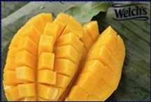 Welch's Magnificent Mangos / Enjoy a little bit of tropical paradise...without hopping on a plane!