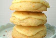 Deliciosas galletas de naranja / ¿Alguna vez has probado las galletas de naranjas? ¡Son deliciosas y tienen muy pocas calorías! www.naranjasdemihuerta.com