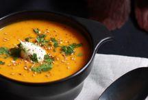 Miam : soupes